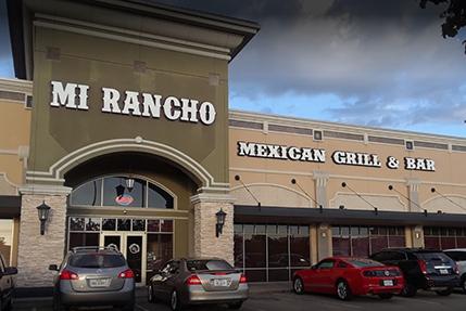 Mi Rancho Mexican Grill and Bar - Shenandoah
