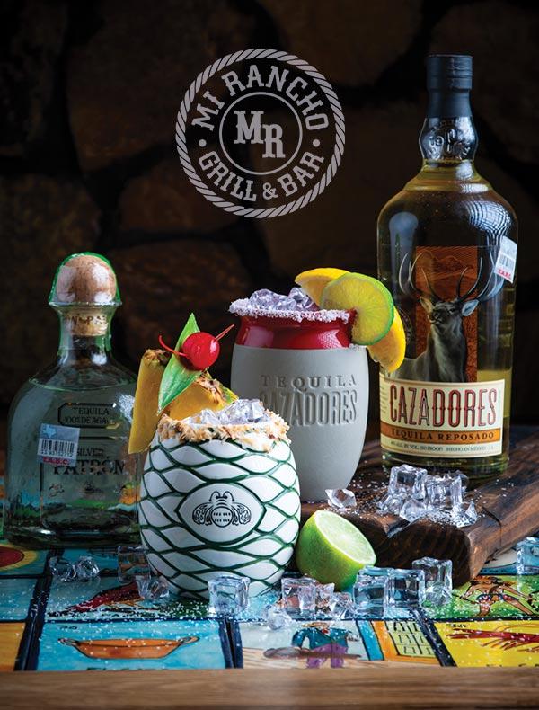 Premium Margaritas