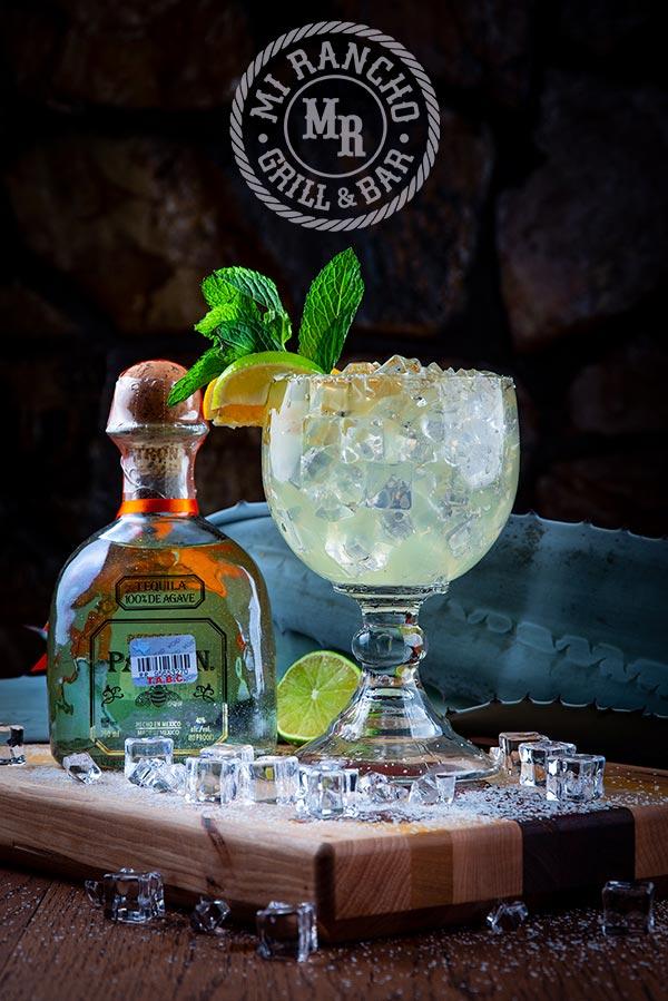 Premium Margaritas on the Rocks
